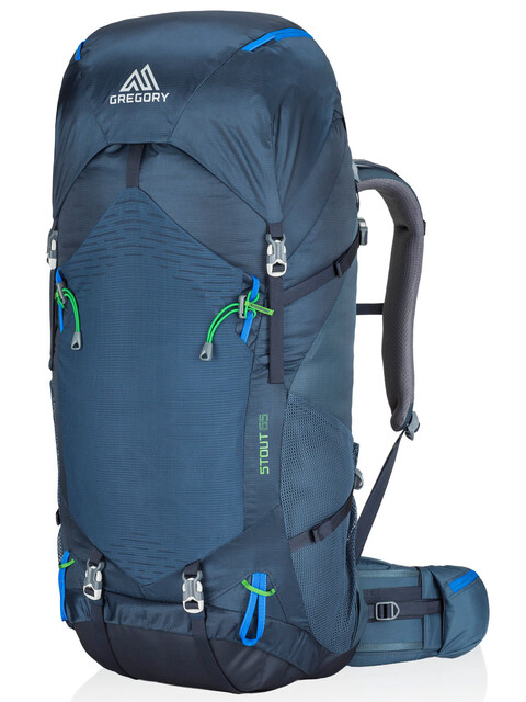 Gregory Stout 65 Backpack navy blue
